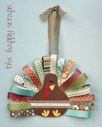 thanksgiving diorama using the from the