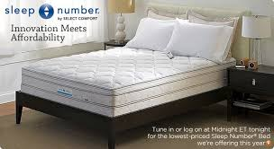 sleep number special value preview qvc