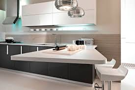 kitchen countertop design ideas agreeable futuristic kitchen counter come with black granite