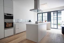 küche freistehend bulthaup b1 küche im waterloft hamburg kah küchen atelier