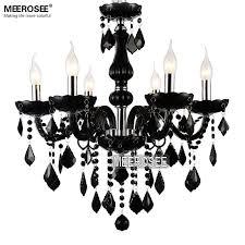 fabulous small black chandelier small chandelier for bedroom mini