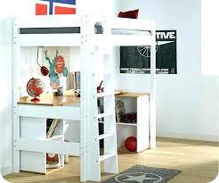 lit mezzanine bureau blanc mezzanine ado bureau lit mezzanine bureau enfant lit mezzanine blanc