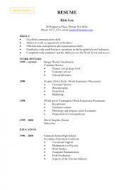 Cashier Resume Templates Free Examples Of Resumes Manager Cashier Resume Cashier Manager Resume