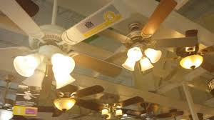 Menards Ceiling Fans With Lights Menards Ceiling Fan Department Video Tour Summer 2017 Youtube