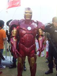 Iron Man Halloween Costume Nuffnang Malaysia Asia Pacific U0027s Blog Advertising