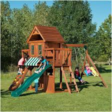 backyards superb playset backyard backyard playground ideas