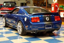 Black Mustang Gt500 2007 Ford Mustang Gt500 Super Snake 427 Anniversary Edition