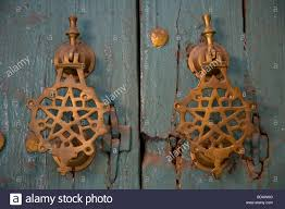 decorative door knockers decorative brass door knockers to the mosque eva adam door in the