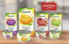 bonduelle si e social bonduelle unveils mini cans of vegetables to give a twist to