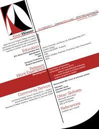 Resume Sample For Internship Pdf by Resume Sample For Graphic Design Job Templates