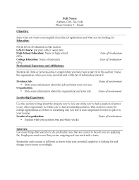 What To Put In A Job Resume How To Put Some College On A Resume Resume For Your Job Application