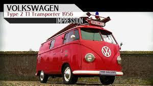volkswagen type 2 volkswagen type 2 t1 transporter double door panel van 1956