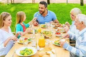 10 summer family dinner ideas