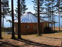 stuart island yurt house dream design build