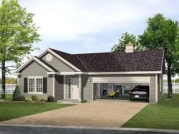3 Car Garage With Apartment Apartments Archaiccomely Architectural Designs Garage Plans