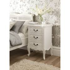 Bed Side Table by White Bedside Table Decoration Home Furniture And Decor
