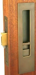 Closet Sliding Door Lock Barn Door Lock Riverjordan Co
