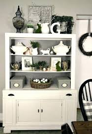 how to decorate your china cabinet how to decorate china cabinet with dishes duck egg blue and white