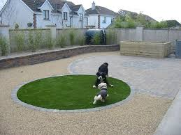 Desert Backyard Landscape Ideas Triyae Com U003d Landscaping Ideas For Small Backyards With Dogs