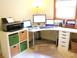 Home Office Corner Desks Corner Desk Ideas Futureishp