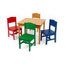 american kids 5 piece wood table and chair set delta venetian collection table chairs white delta enterprises