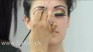 walima makeup of pk dailymotion video tutorial traditional bridal look by zaiba khan saloni
