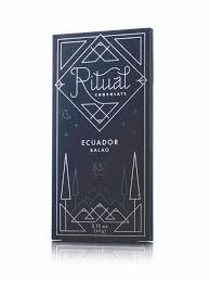 ritual chocolate u2014 the dieline packaging u0026 branding design