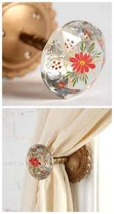 coloured glass door knobs glass door knobs as curtain tie backs katie would look awesome