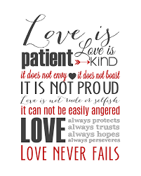 love is patient subway art printable 1 corinthians 13 subway