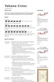 Sample Resume For Health Care Aide by Phlebotomist Resume Samples Visualcv Resume Samples Database
