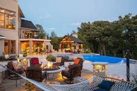 swimming pool landscape design in hastings mn southview design