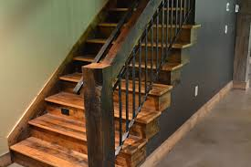 pictures of wood stairs wood stair treads risers railings enterprise wood products