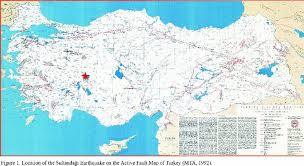Mta Map Mta Genel Müdürlüğü