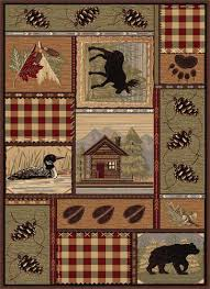 designers image lodge area rug 5 u00273