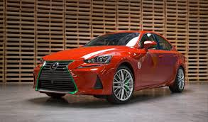 lexus trike youtube lexus has created a spicy car the sriracha is