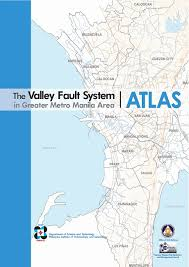 the valley fault system atlas in greater metro manila area page 001 jpg