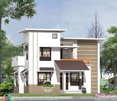 Affordable low cost home Kerala home design