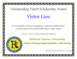 templates for scholarship awards bunch ideas of scholarship award certificate templates also academic