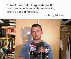 Manziel Meme - the problem of johnny football how do we help our younger