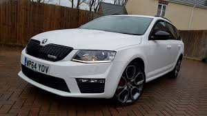 2014 64 skoda octavia mk3 vrs tdi manual estate cars for