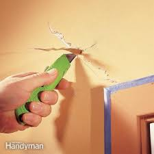 preparing walls for painting problem walls family handyman