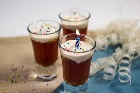 birthday cake shots recipe video the watering mouth