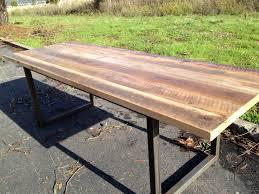 metal base community table metal tables bases pinterest