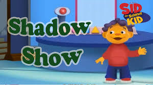 sid the science kid game video shadow show pbs kids games
