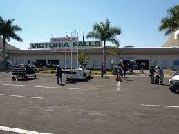 Victoria Falls Map Victoria Falls Airport Wikipedia
