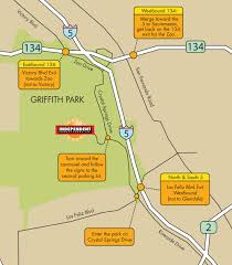 griffith park map griffith park lifeabsorbed