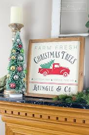 reversible thanksgiving and christmas farmhouse sign unoriginal mom