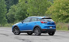 mazda cx3 2017 mazda cx 3 in depth model review car and driver
