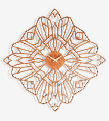 gypsy rose laser cut wood clock home decor u0026 lighting sarah