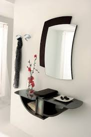 arredare ingresso moderno libreria economica con specchio per entrata e ingresso specchio